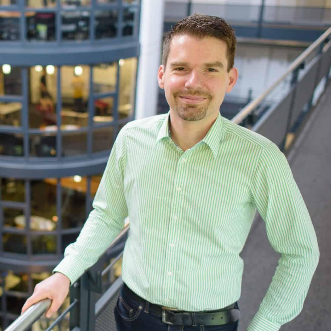 Prof. Dr. Theobald - Rise of AI