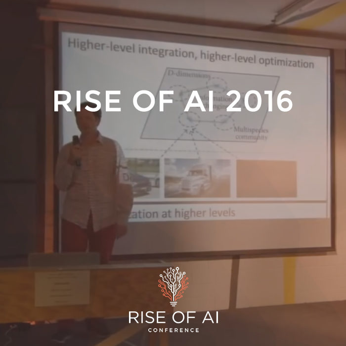 Rise of AI 2016 videos
