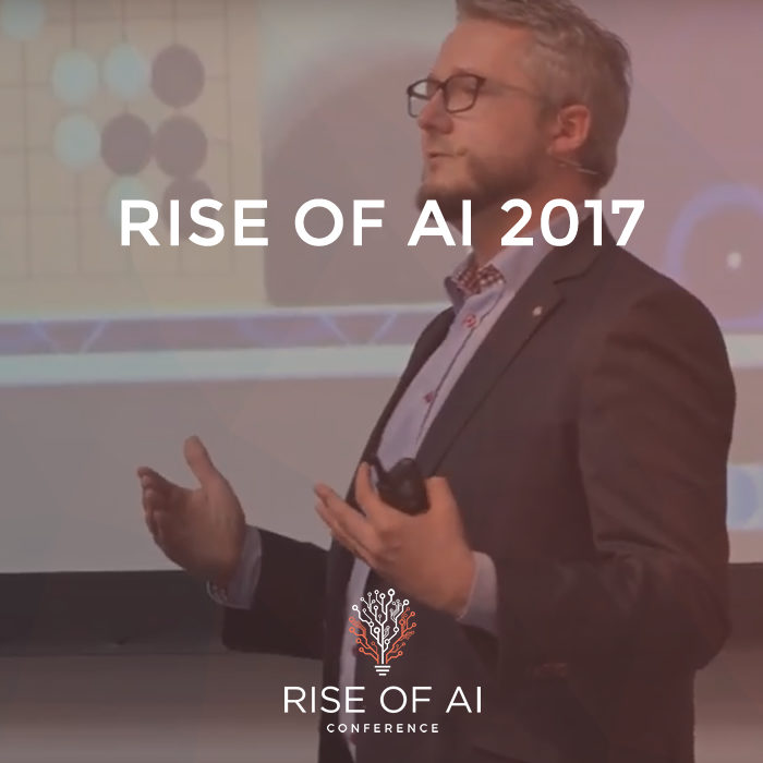 Rise of AI conference 2017 videos