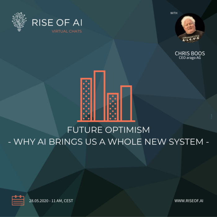 Rise of AI Virtual Chat - Chris Boos - Future Optimism 1x1