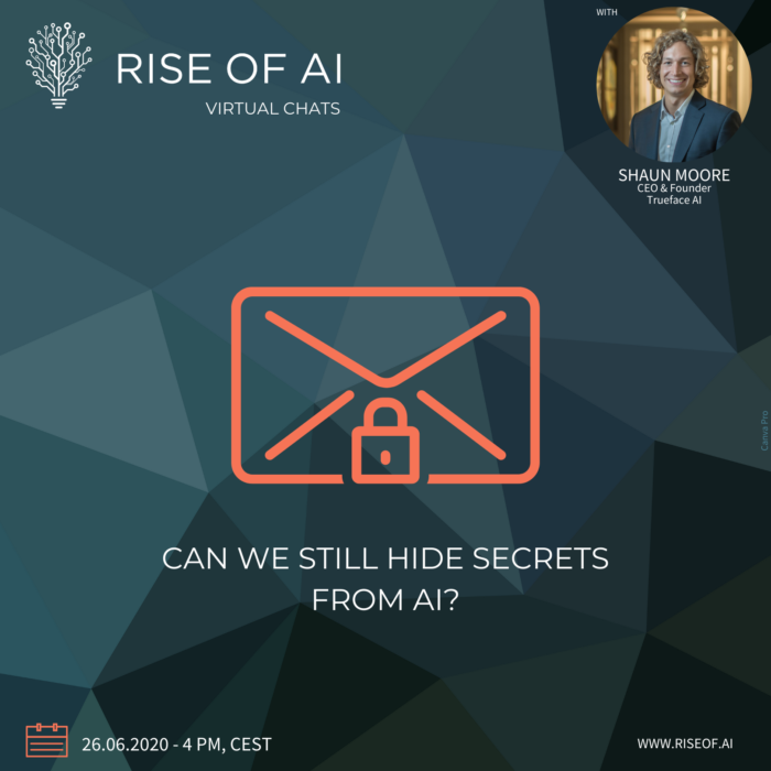 Rise of AI Virtual Chat with Shaun Moore - Surveillance AI